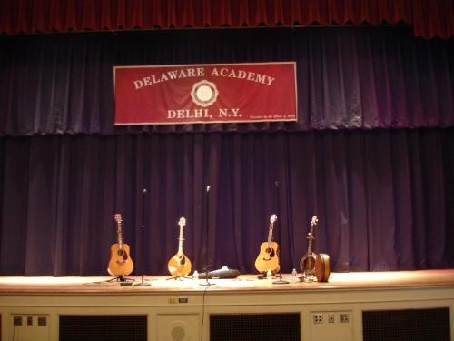 Delhi, New York - High School Concert