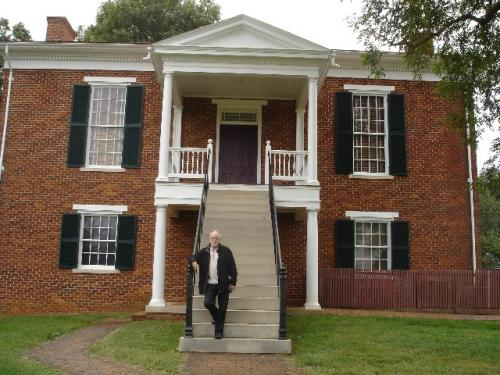 Appomattox Court House, Virginia - Where the South Surrendered  Ending the U.S. Civil War