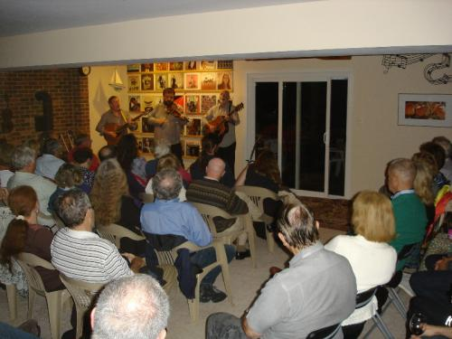 Montclair, Virginia - House Concert