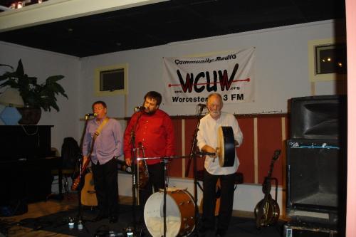 Worcester, Massachusetts - WCUW Concert