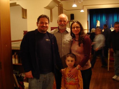 Cumberland Rhode Island - Blackstone River Theatre with Jeremy, Jamie & Lorrie