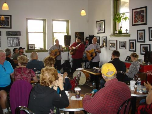 Brantford, Ontario, Canada - Brantford Station Coffee House & Gallery