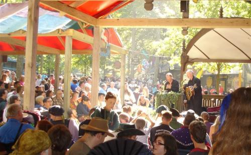 Crownsville, Maryland - Maryland Renaissance Festival