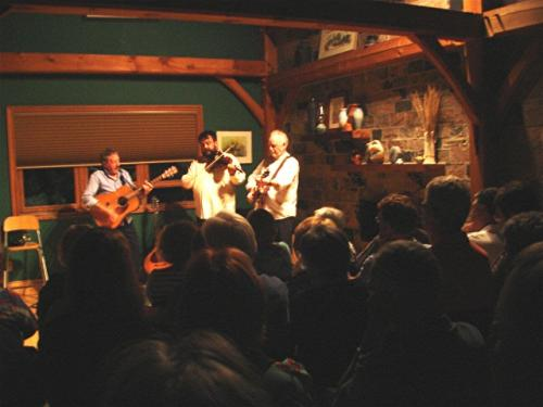 Ingersoll, Ontario, Canada - House Concert