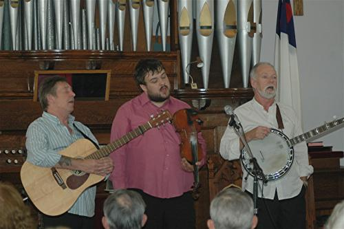 Chepachet, Rhode Island - Music at the Meetinghouse