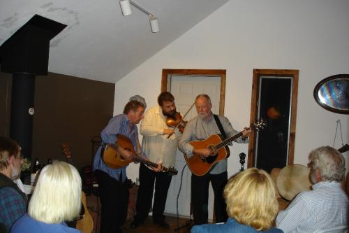 Orleans, Massachusetts - Brick Hill House Concerts