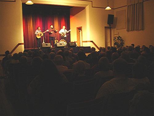 Cumberland, Rhode Island - Blackstone River Theatre