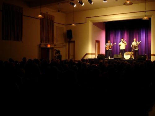 Cumberland Rhode Island - Blackstone River Theatre